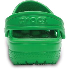 Crocs Classic Clogsit Lapset, grass green